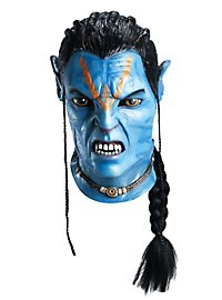 Avatar Jake Sully Maske aus Latex