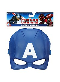Avengers Captain America -Civil War- Halbmaske für Kinder