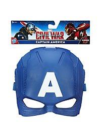 Avengers Captain America -Civil War- Halbmaske für Kinder