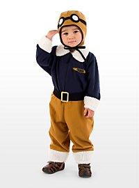 Aviateur Déguisement Enfant