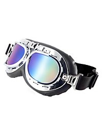 Aviator Glasses rainbow blue