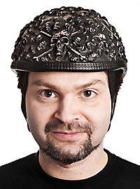 Aztec Grave Crazy Helmet