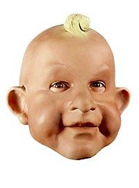 Babyface Maske aus Schaumlatex