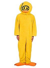 Badeente Kostüm Overall