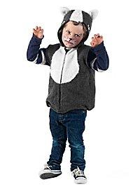 Badger Kids Costume