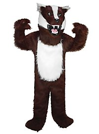 Badger Mascot