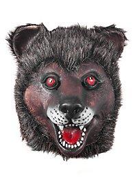 Bär Maske aus Latex