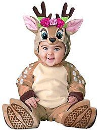 Bambi Baby Costume