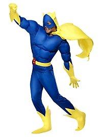Bananaman Muskelanzug Kostüm