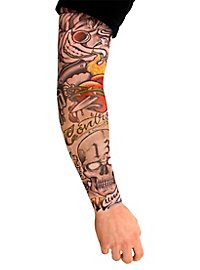 Bandit Tattoo Sleeve