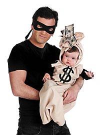 Bank Robber Family Costume