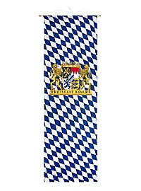 Banner Freistaat Bayern groß