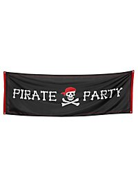 Banner Piratenparty