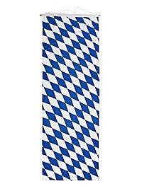Bannière de Bavière à losanges