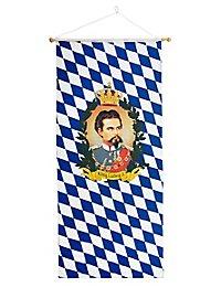 Bannière roi Louis