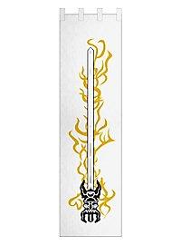 Bannière Samouraï