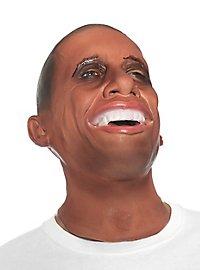 Barack Obama Maske aus Schaumlatex