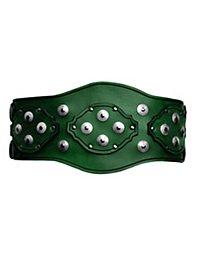 Gürtel - Barbar grün