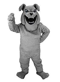 Barky the Bulldog Mascot