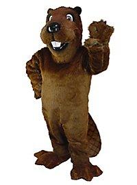 Barney Beaver Mascot