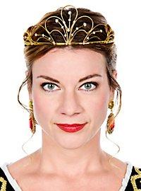 Baroness Diadem gold