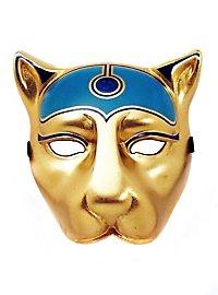 Bastet die Katzengöttin Ägyptische Maske