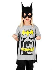 Batgirl Fan-Set für Kinder