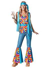 Batik Hippie Girl Costume