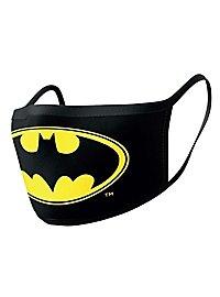 Batman - Batman Logo Face Covering Double Pack