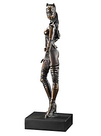 Batman Catwoman Statue Made of Bronze
