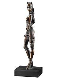 Batman Catwoman Statue Made of Bronze