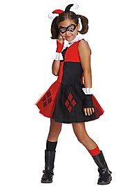 Batman Harley Quinn Kostümkleid für Mädchen