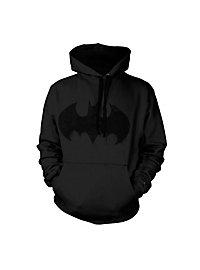 Batman - Hoodie Inked Batman Logo