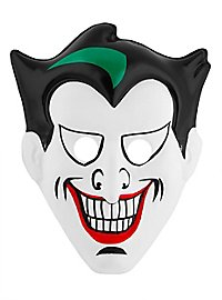 Batman Joker PVC Kids Mask