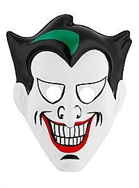 Batman Joker Kindermaske aus Kunststoff