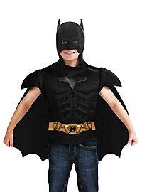 Batman Muskelshirt Kinderkostüm