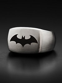 Batman Signet Ring Bat Emblem