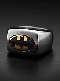 Batman Signet Ring oval