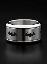 Batman Spinning Ring steel
