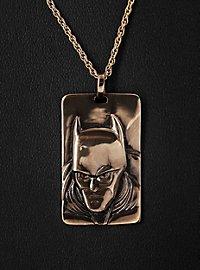 Batman - The Dark Knight Bronzerelief-Kette