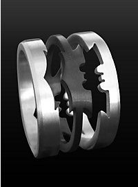 Batman The Dark Knight Puzzle Ring