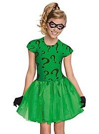 Batman The Riddler costume dress for girls