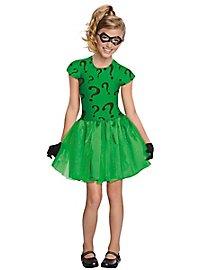 Batman The Riddler Kostümkleid für Mädchen