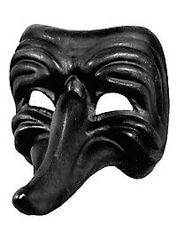 Batocchio nero - Venezianische Maske