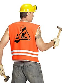 Bauarbeiter Weste