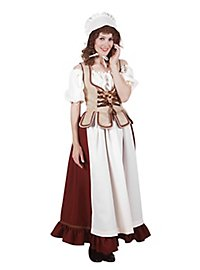 Bauernmagd Kostüm