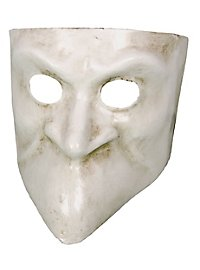 Bauta bianca - masque vénitien