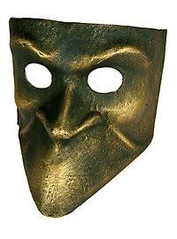 Bauta bronzo - masque vénitien