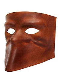 Bauta de cuoio Venetian Leather Mask