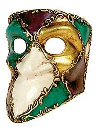 Bauta mardi gras - Venezianische Maske